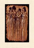 Sisters in Spirit Plakater af Monica Stewart
