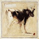 Vache Noire Prints by Pascal Cessou