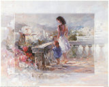 Breathtaking View Prints by Willem Haenraets