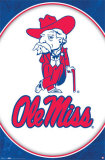 University Of Mississippi- Ole Miss Logo Photo