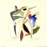 Visual Interest Poster by Alfred Gockel