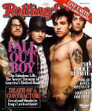 Fall Out Boy- Rolling Stone Cover Prints