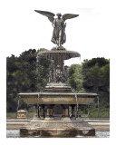 Bethesda Fountain, Central Park, New York Giclee Print by Richard James