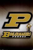 Purdue Boilermakers- Logo Prints