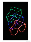 Neon Sign, USA Photographic Print by David M. Dennis