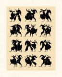Danse Poster by Philippe Geraud