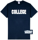 Animal House - College Shirt