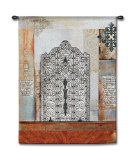Invitation To The Garden I Wall Tapestry by Jonde Northcutt