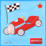 Grand Prix II Prints by Lynda Fays