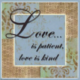 Words to Live By: Love Prints by Marilu Windvand