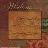 Words to Live By: Wisdom Prints by  Smith-Haynes