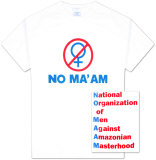 Married with Children - No Ma'am T-shirts