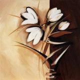 Split Flowers Freesia Poster av Gockel, Alfred