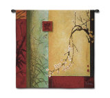 Spring Chorus Wall Tapestry by Don Li-Leger