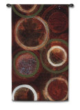 Natures Spheres I Wall Tapestry by Leslie Bernsen
