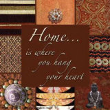 Words to Live By: Home Prints by Marilu Windvand