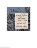 Words to Live By Prints by Marilu Windvand