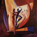 Spotlight Dancing I Posters av Gockel, Alfred