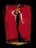 Elegantes I Posters by  Johanna