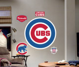 Cubs Logo -Fathead Wall Decal