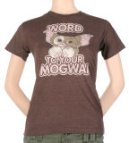 Women's: Gremlins - Word to Your Mogwai Remera