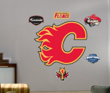 Flames Logo -Fathead Wall Decal