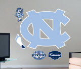 Tar Heels Logo -Fathead Wall Decal