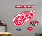 Red Wings Logo -Fathead Wall Decal