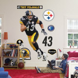Troy Polamalu -Fathead Wall Decal