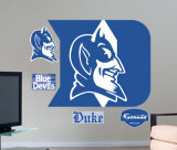 Blue Devils Logo -Fathead Wall Decal