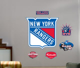 Rangers Logo -Fathead Wall Decal