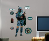 Boba Fett -Fathead Wall Decal