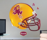 Arizona State Sun Devils Helmet -Fathead Wall Decal