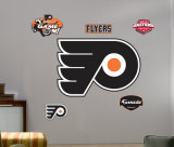 Flyers Logo -Fathead Wall Decal