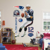 Tom Brady -Fathead Wall Decal