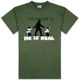 Tenacious D - Sasquatch T-shirts