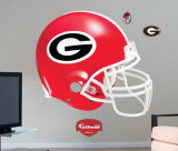 Georgia Bulldogs Helmet -Fathead Wall Decal