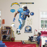 LaDainian Tomlinson -Fathead Wall Decal