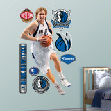 Dirk Nowitzki -Fathead Wall Decal