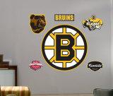 Bruins Logo -Fathead Wall Decal