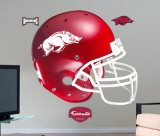 Arkansas Razorbacks Helmet -Fathead Wall Decal