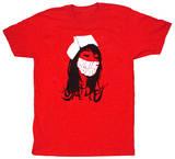 Sonic Youth - Infirmière - Rouge Vêtements
