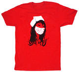 Sonic Youth - Red Nurse Shirt