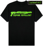 Resident Evil - Zombie Repellent T-shirts