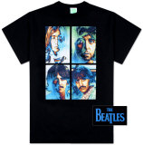 The Beatles - Psychedelic Four T-Shirts