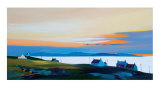 Sun Colours, Eriskay Limited Edition by Pam Carter