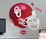 Oklahoma Sooners Helmet -Fathead Wallstickers
