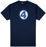Fantastic Four - Logo T-Shirt