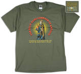 Monty Python - The Holy Hand Grenade of Antioch Shirt