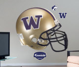Washington Huskies Helmet -Fathead Wall Decal